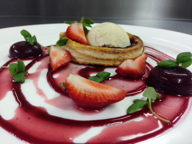 Chefs Strawberry Creations