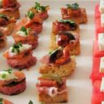 Mixed canapes 4 - Toms Kitchen
